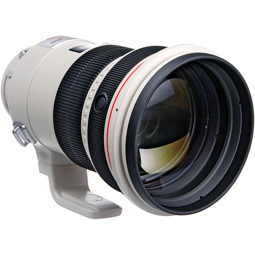 Canon Ef 200Mm F2L Is Usm Lens 5