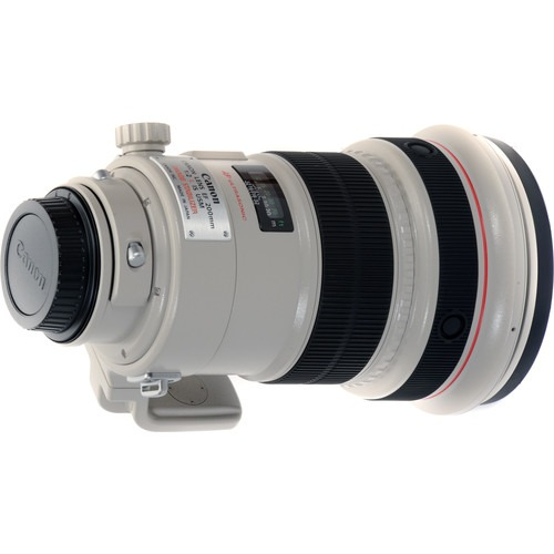 Canon Ef 200Mm F2L Is Usm Lens 7