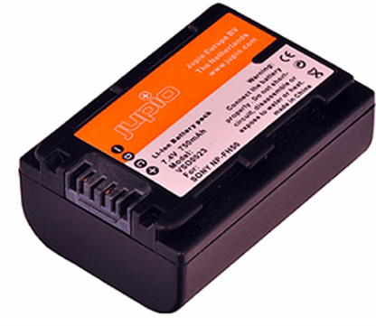 Jupio Battery for Sony NP-FH50 Chip 750mAh