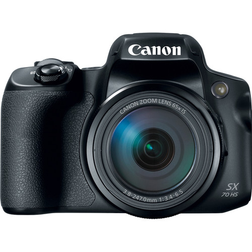 Canon Powershot Sx70 Hs Digital Camera 1