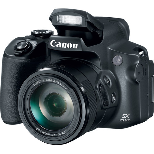 Canon Powershot Sx70 Hs Digital Camera 7