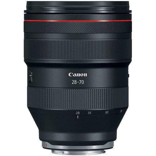 Canon Rf 28 70Mm F2L Usm Lens 2