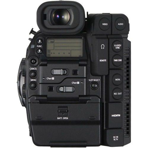 Canon Cinema Eos C300 Mark Ii Camcorder Body Pl Mount 3