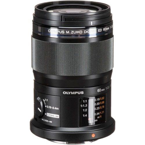 Olympus M.Zuiko 60mm f2.8mm Digital ED Macro Lens