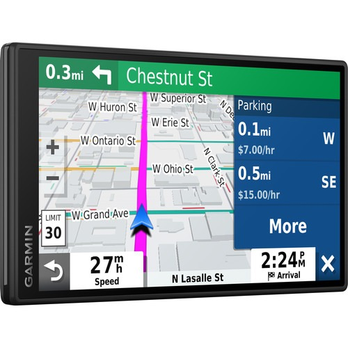 Garmin DriveSmart 55 MT-S Traffic GPS