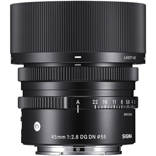 Sigma 45mm f2.8 DG DN Contemporary Lens for Sony E