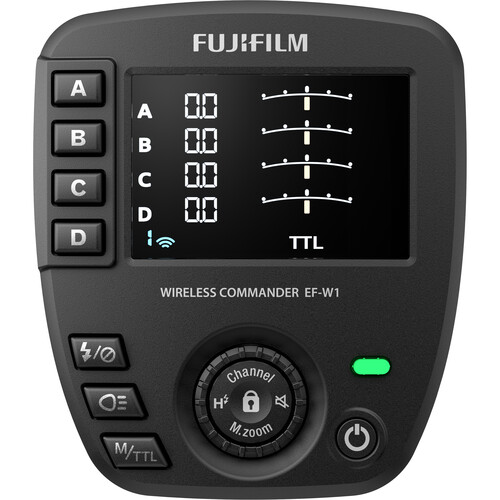 FUJIFILM-EF-W1-WIRELESS-COMANDER