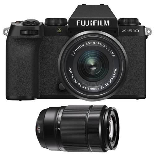Fujifilm x-s10 + 15-45 +5