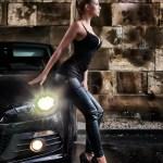 modelingový fotograf - fotografie v exteriéru