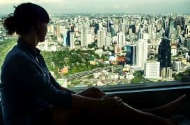 Bangkok - on the top