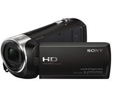 Sony HDR-CX240EB zwart-0