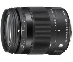 Sigma 18-200mm F/3.5-6.3 DC MACRO OS HSM Contemporary Sony