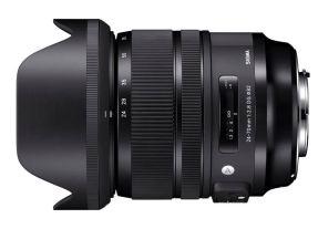 Sigma 24-70mm F/2.8 DG OS HSM ART voor Canon