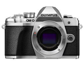 Olympus OMD E-M10 mark III body zilver