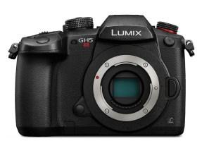 Panasonic Lumix DC-GH5S body zwart