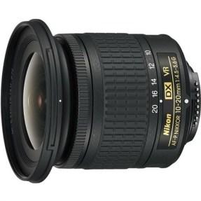 Nikon AF-P 10-20mm F/4.5-5.6G VR
