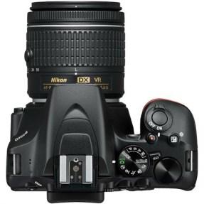 Nikon D3500 zwart + AF-P 18-55mm VR-5260