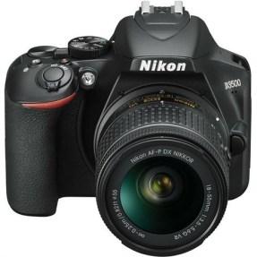 Nikon D3500 zwart + AF-P 18-55mm VR-5259