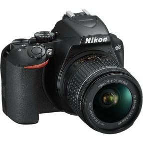 Nikon D3500 zwart + AF-P 18-55mm VR-5262