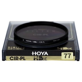 Hoya 77mm HDX CIR-PL
