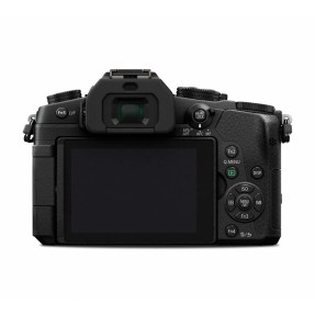 Panasonic LUMIX DMC-G80 HA zwart + 14-140mm HD power O.i.S. WR