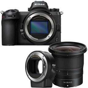 Nikon Z6 + NIKKOR Z 14-30mm F/4.0 S + FTZ mount adapter