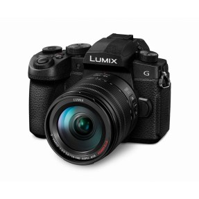 Panasonic LUMIX DC-G90 zwart + 14-140mm HD power O.i.S. WR