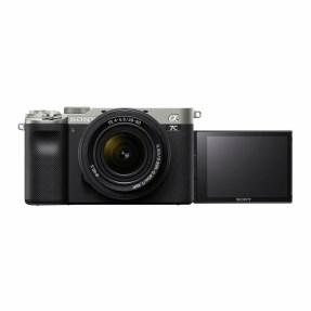 Sony A7C Zilver + 28-60mm-6485