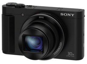 Sony Cybershot DSC-HX90V zwart