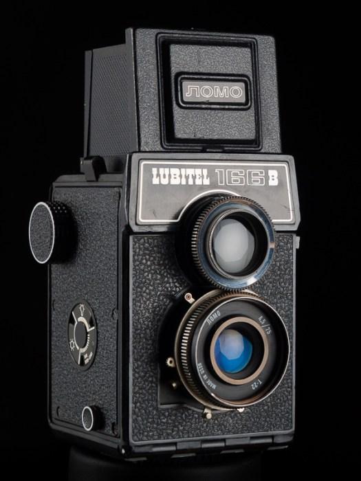 Nur etwas für Profis: Fotografieren auf Reisen mit alten Filmrollen-Kameras (Lubitel 166 B)