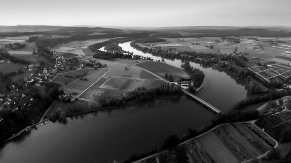 Ebersberg Rhein Rüdlingen Lottstetten