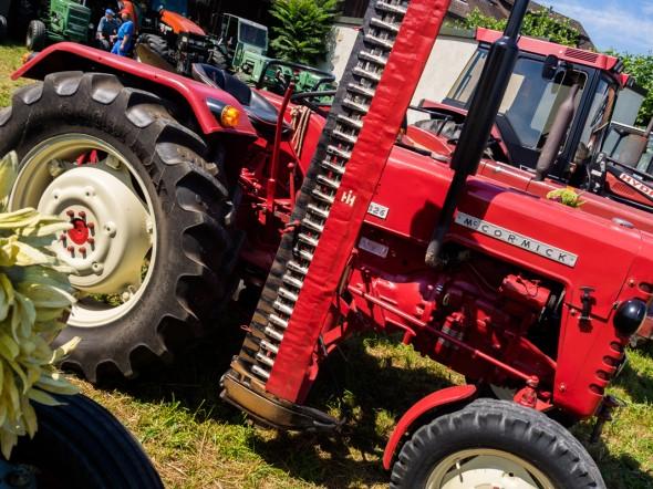 Traktorentreffen Lufingen 2013