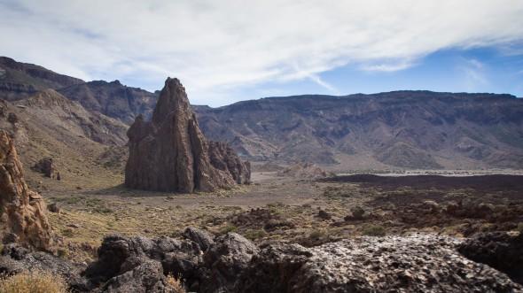 Teneriffa - Los Roques de Garcia