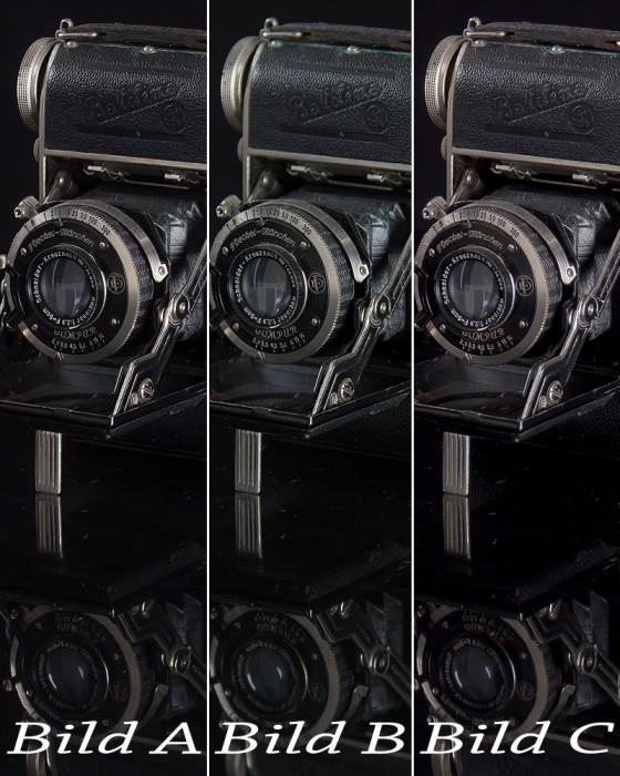 Kameravergleich