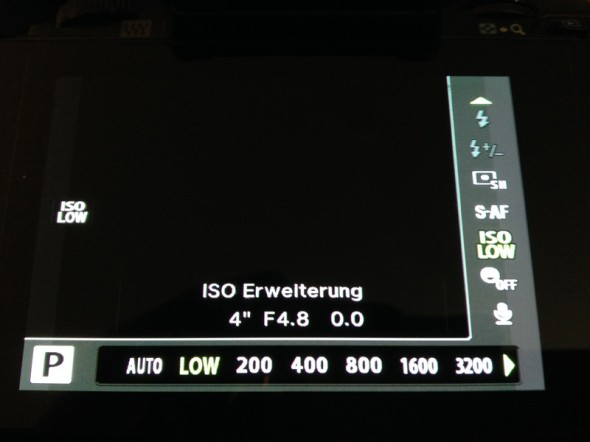 Olympus OM-D E-M5 Firmware 2.0