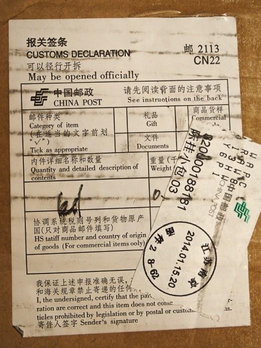 WS2811 - RGB LED Pixel aus China