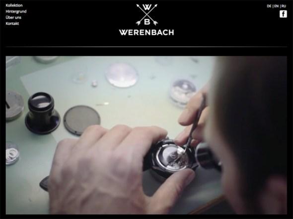 WERENBACH Cosmonaut - Video