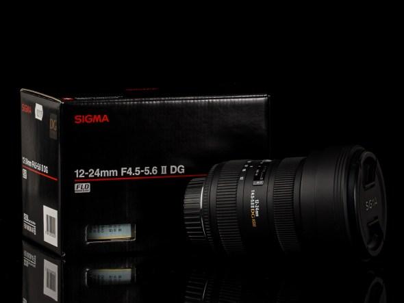 Sigma 12-24mm 1:4.5-5.6 II DG HSM