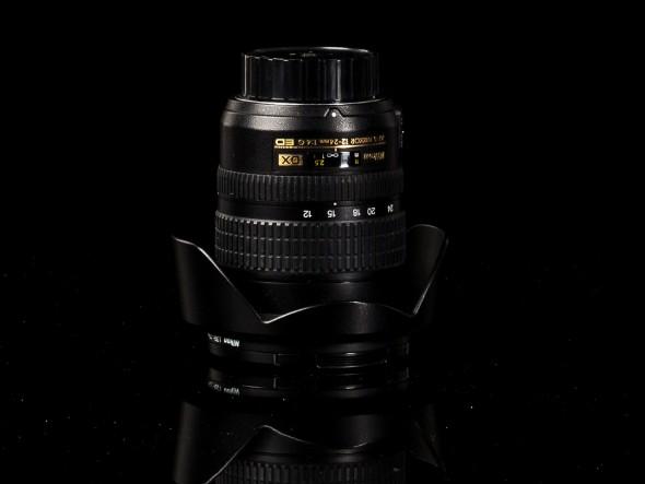 AF-S Nikkor 12-24mm 1:4 G ED / 77mm
