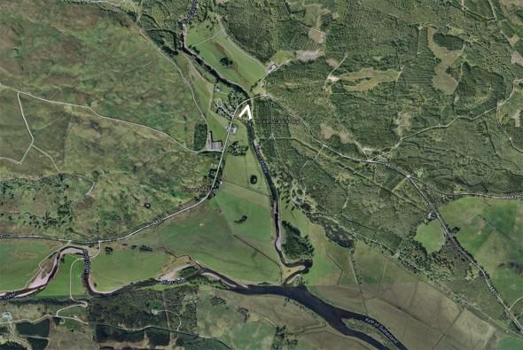 Invercassley - River Cassley