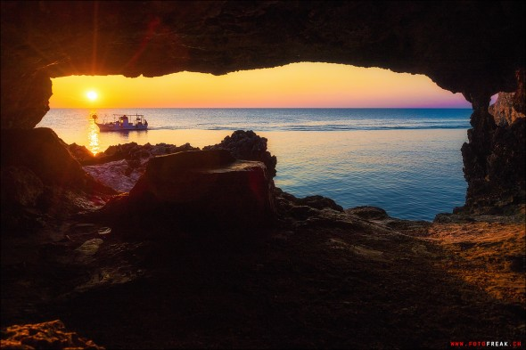 Agioi Anagyroi Cave