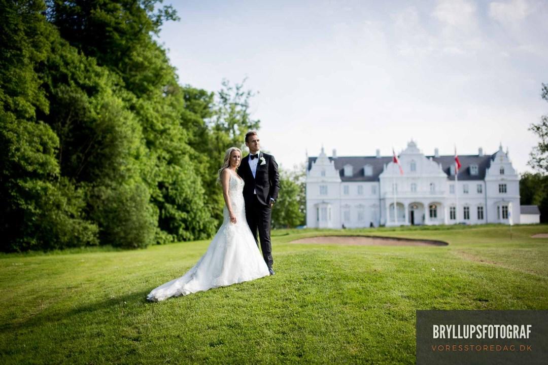 En fantastisk bryllupsfotograf Viborg