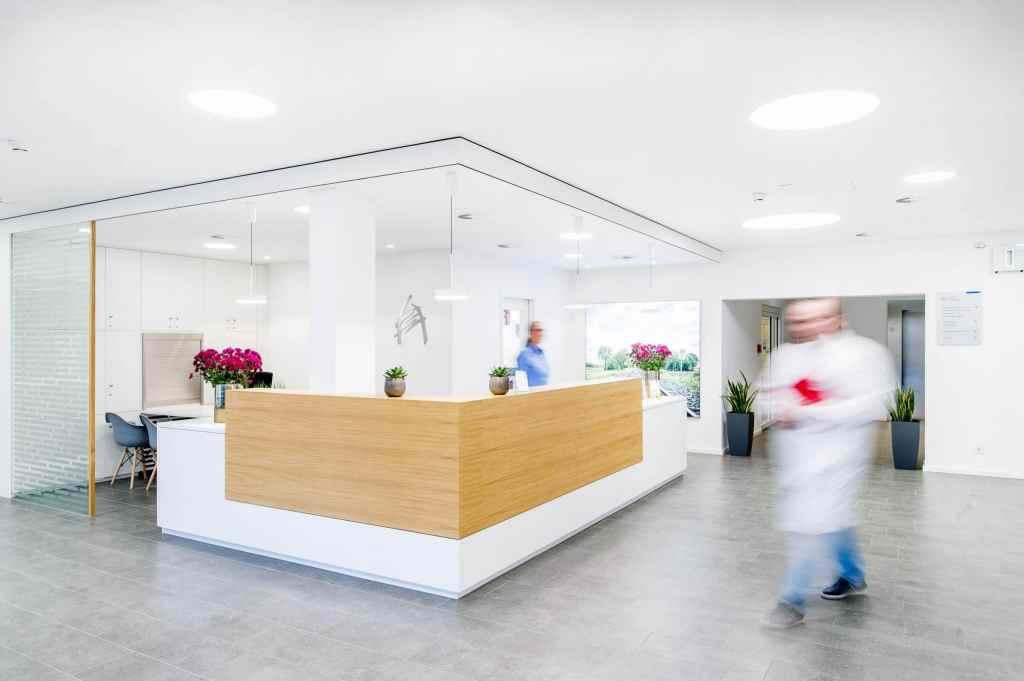 Interiors der Klinik Lilienthal - Foto: Fotograferei