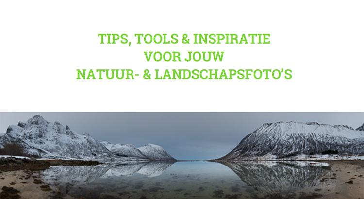 tips voor natuurfoto's
