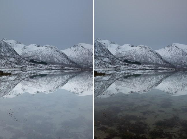 Echte filters: het polarisatiefilter.