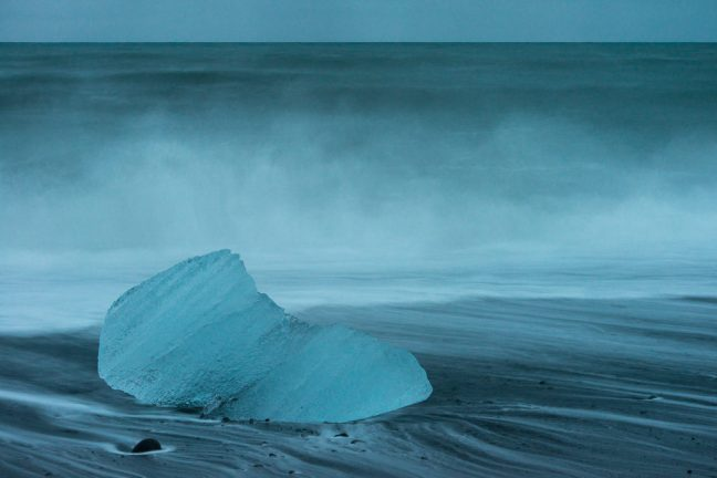 strand IJsland