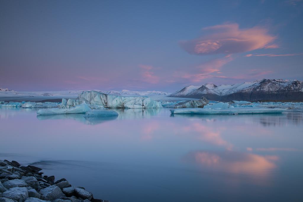 IJsland, prachtige kleuren