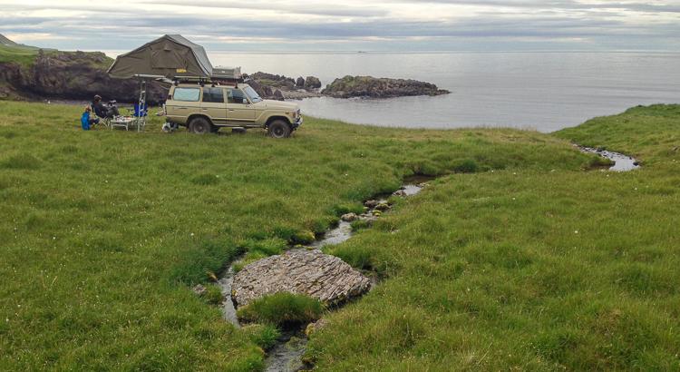 De natuur van IJsland