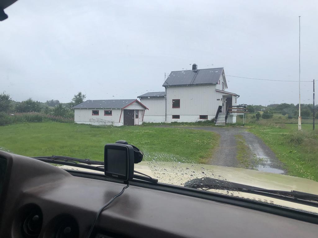Ons huis op de Lofoten