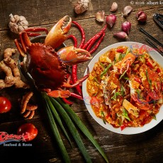 Food photographer Jakarta | Restoran Sea Food